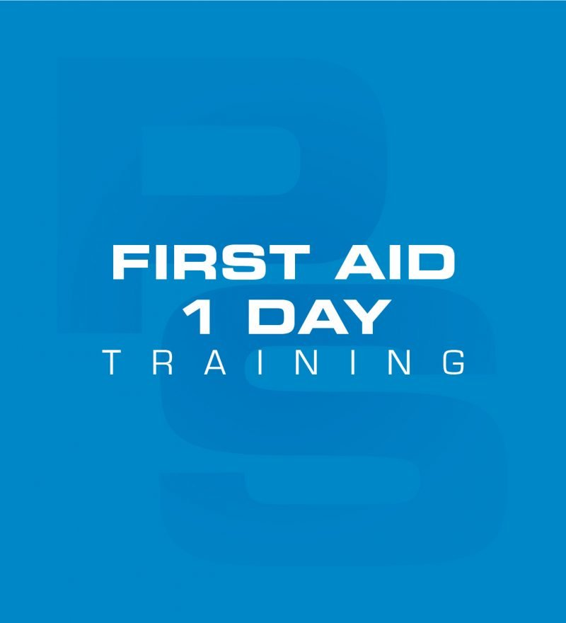 First Aid 1 Day Training Course logo