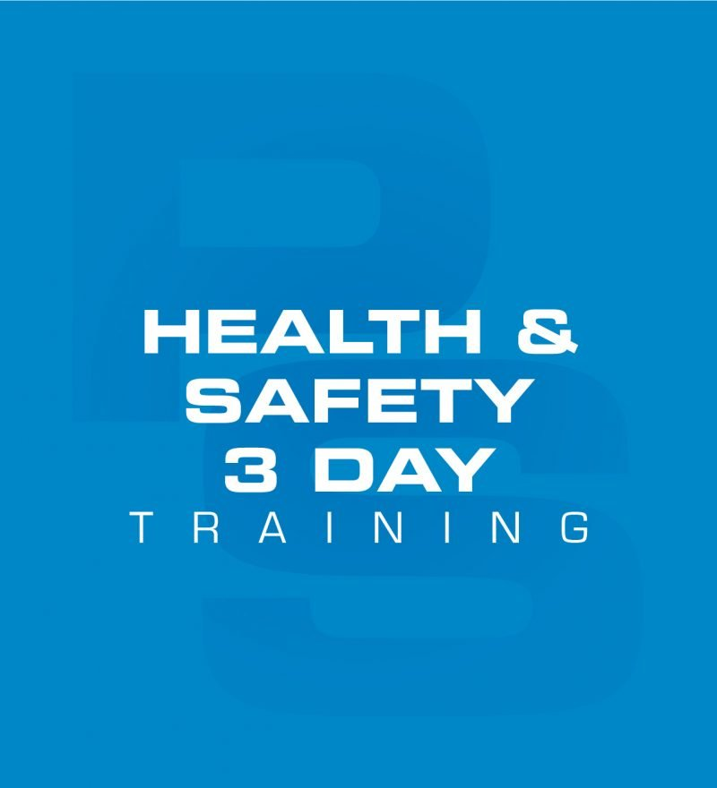 Health and Safety Level 2 Training Course - 3 Days