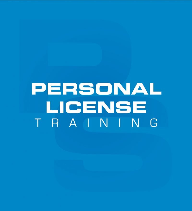 Personal License Training Course