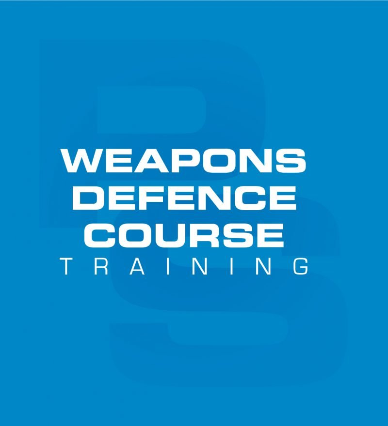 Weapons Defense Course 1 day training