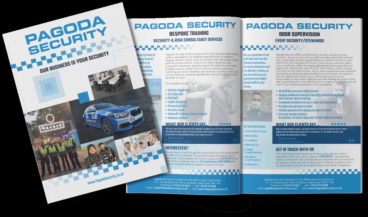 Pagoda Security Brochure
